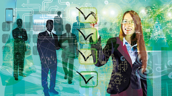 Cracking the code for women in business