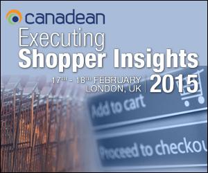 3rd annual Executing Shopper Insights 2015