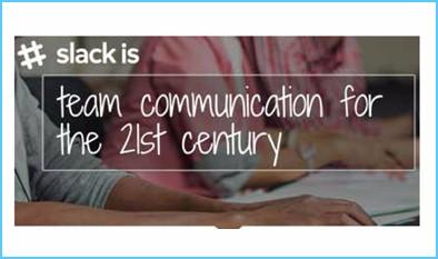 App for Leaders: Slack