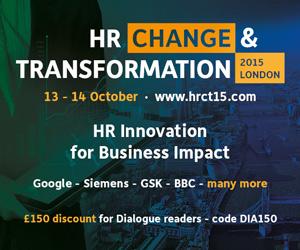 HR Change & Transformation 2015