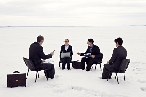 cold meeting